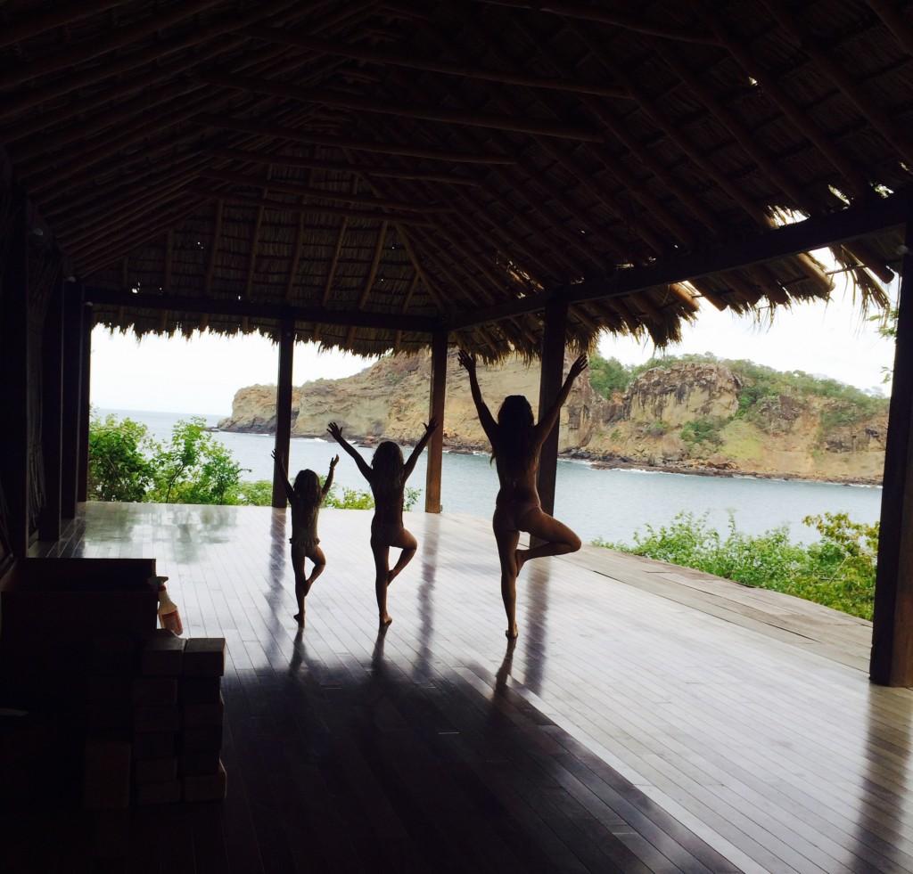 yoga pic nicaragua