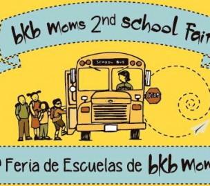 2nd School Fair flyer
