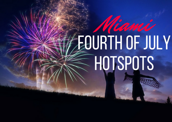 Fourth of July Hotspots